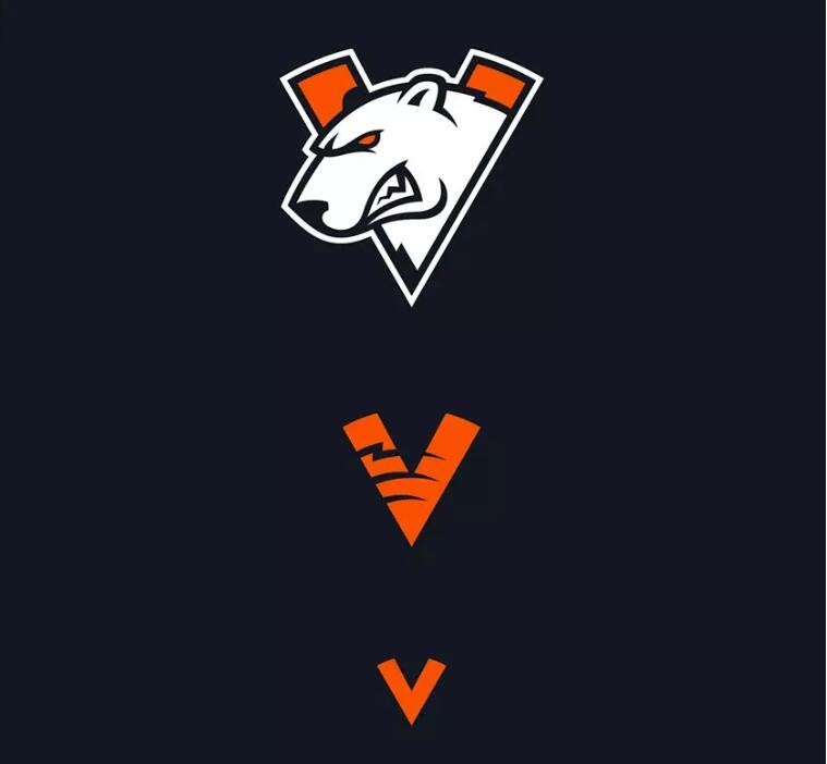 老牌电竞俱乐部virtus.pro更换logo10.jpg
