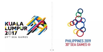 2019年东南亚运动会会徽正式发布
