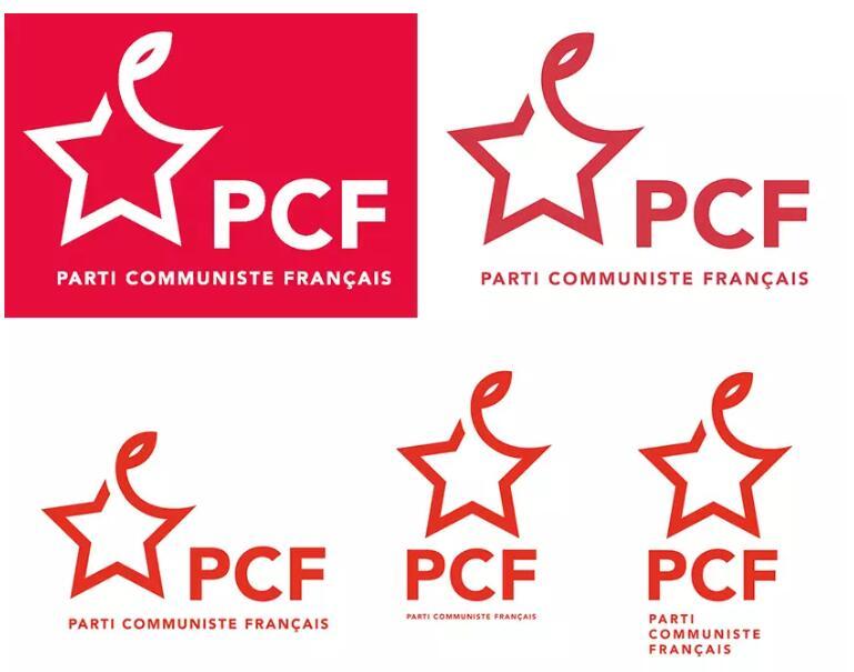 法国共产党pcf启用新logo3.jpg