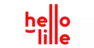 法国城市里尔推出全新城市品牌logo