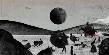 2019金马奇幻影展主视觉公布:月球上的奇幻剧院