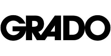 知名音频设备品牌GRADO(歌德)发布全新品牌LOGO
