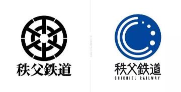 日本秩父铁道启用新标识
