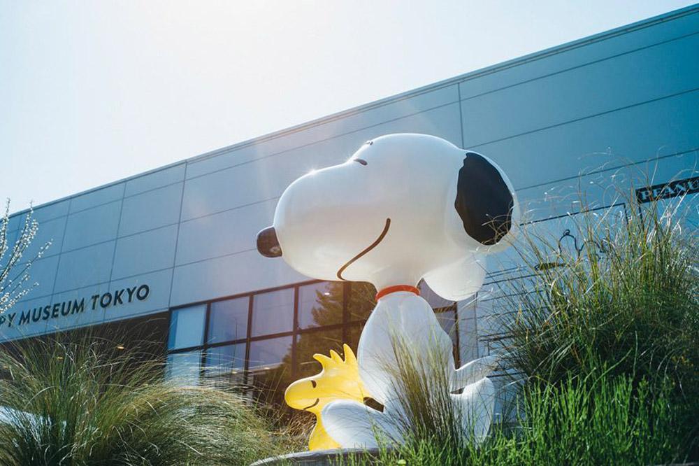 東京史努比博物館即將重新開業,全新logo亮相