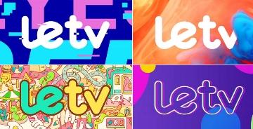 """从乐视网剥离后,Letv电视更名""""乐融LeTV""""并公布新LOGO"""