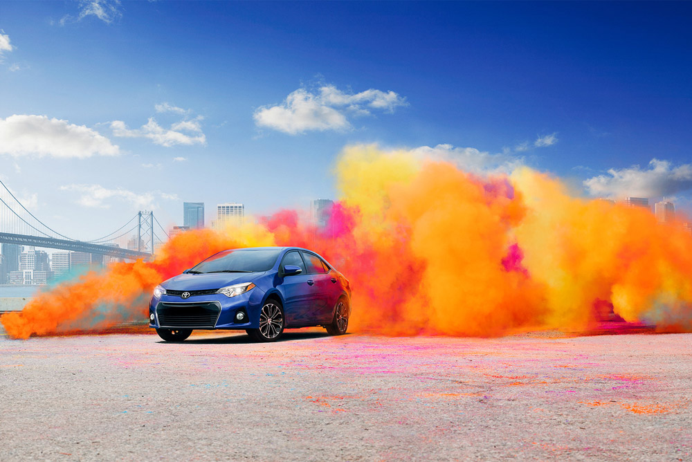 丰田轿车更新LOGO并推出全新品牌标语