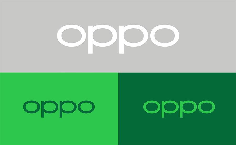 Pentagram為OPPO打造全新品牌形象係統