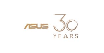 华硕推出30周年纪念LOGO,蕴藏不少设计理念