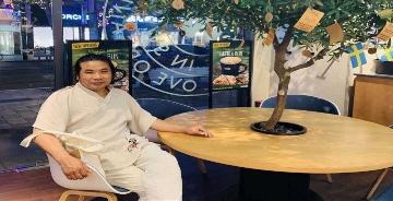 21世紀設計未來觸摸生活-華東設計大咖沈龍斌先生專訪--今日門窗頭條專訪