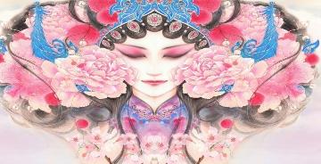 尘世间的女人,风情万种 每一个女人如花一朵 或倾国倾城,或柔情似水