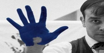 藍色魔法師 | Yves Klein (國際克萊因藍-IKB)