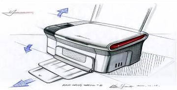 干货 | 盘点工业设计手绘草图方案的不同类型