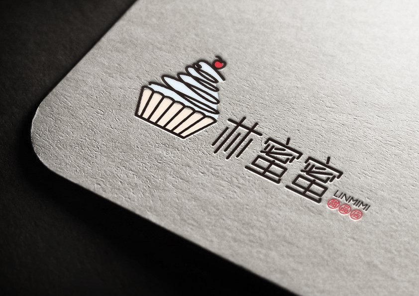 林蜜蜜甜品店logo样机-03.jpg