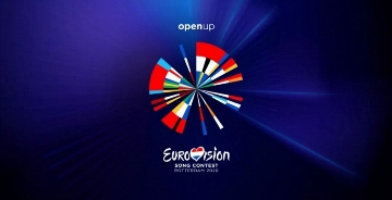 2020年欧洲歌唱大赛Logo发布,新标志融合了41个争国家的国旗