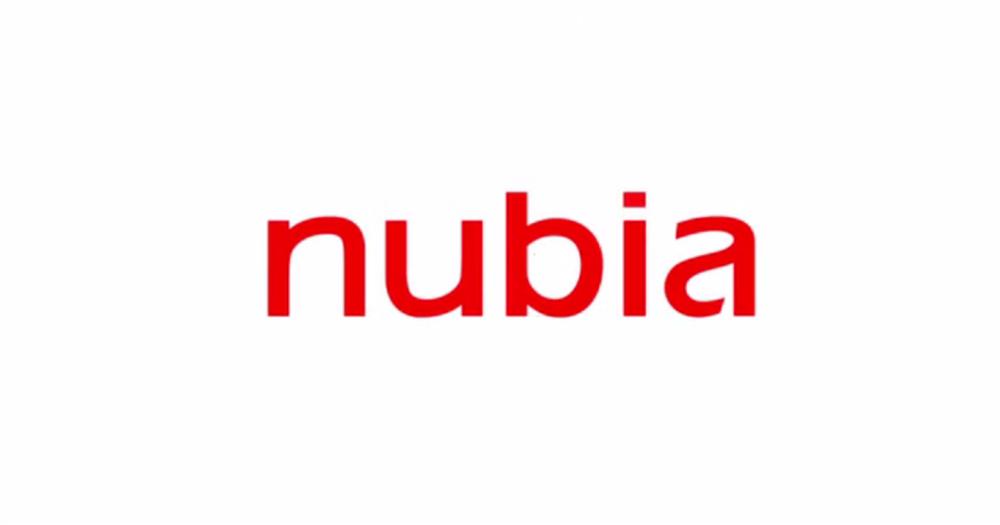 nubia努比亚发布新LOGO!