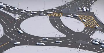 Houdini vex 模拟交通系统案例教程分享