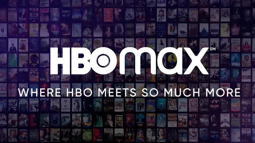 """流媒体服务渠道""""HBO Max""""视觉形象晋级"""