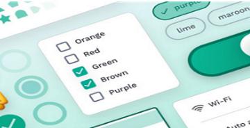 资深UI设计师的14个按钮和选框的设计秘诀!