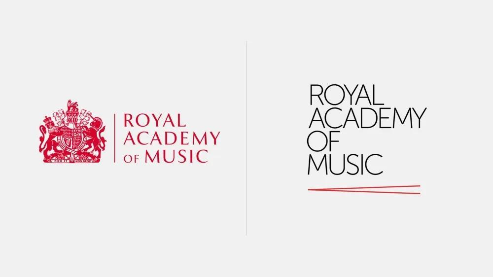 """伦敦大学皇家音乐学院""""RAM""""视觉形象晋级"""