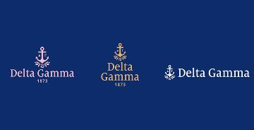"""女生联谊会""""Delta Gamma""""视觉形象升级"""
