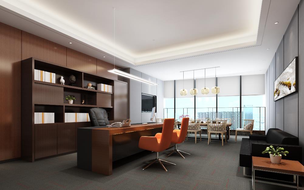 高端办公室装修如何设计比较好