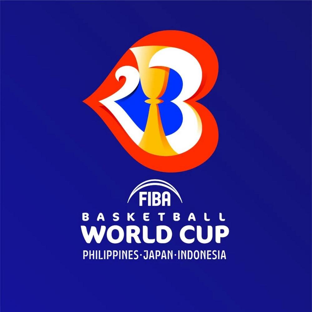 2023年篮球世界杯LOGO发布