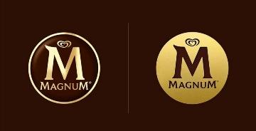 """夢龍冰淇淋""""Magnum""""視覺形象升級"""