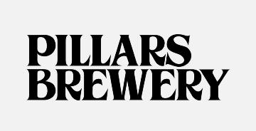 """精釀啤酒廠""""Pillars Brewery""""視覺形象升級"""