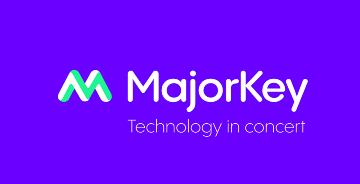 """信息技术公司""""MajorKey""""视觉形象设计"""