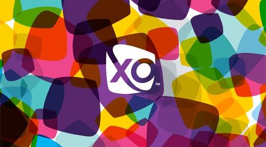 美国xo通信公司新标志-中国设计网