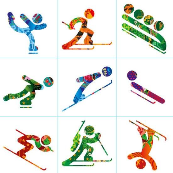 2014年索契冬奥会视觉设计
