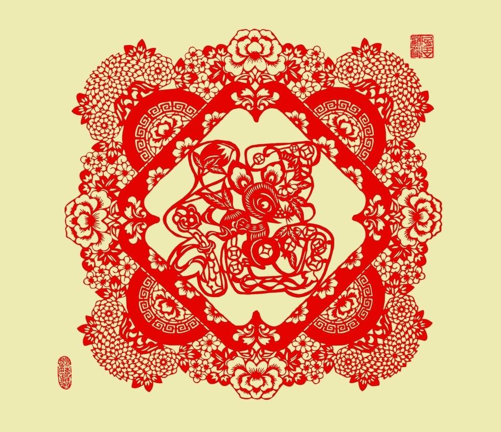 漓尽致,将节日装点得红火富丽、喜气洋洋.