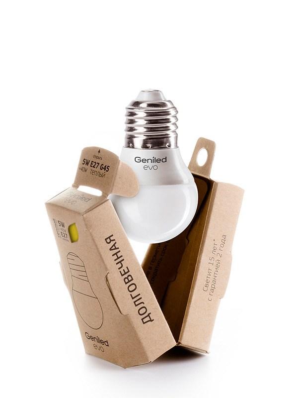 【包装】环保节能灯泡的创意设计