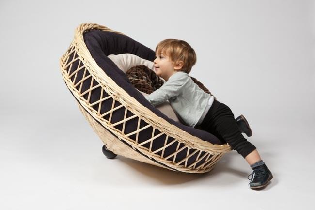 【产品设计】国外创意游戏儿童家具图片
