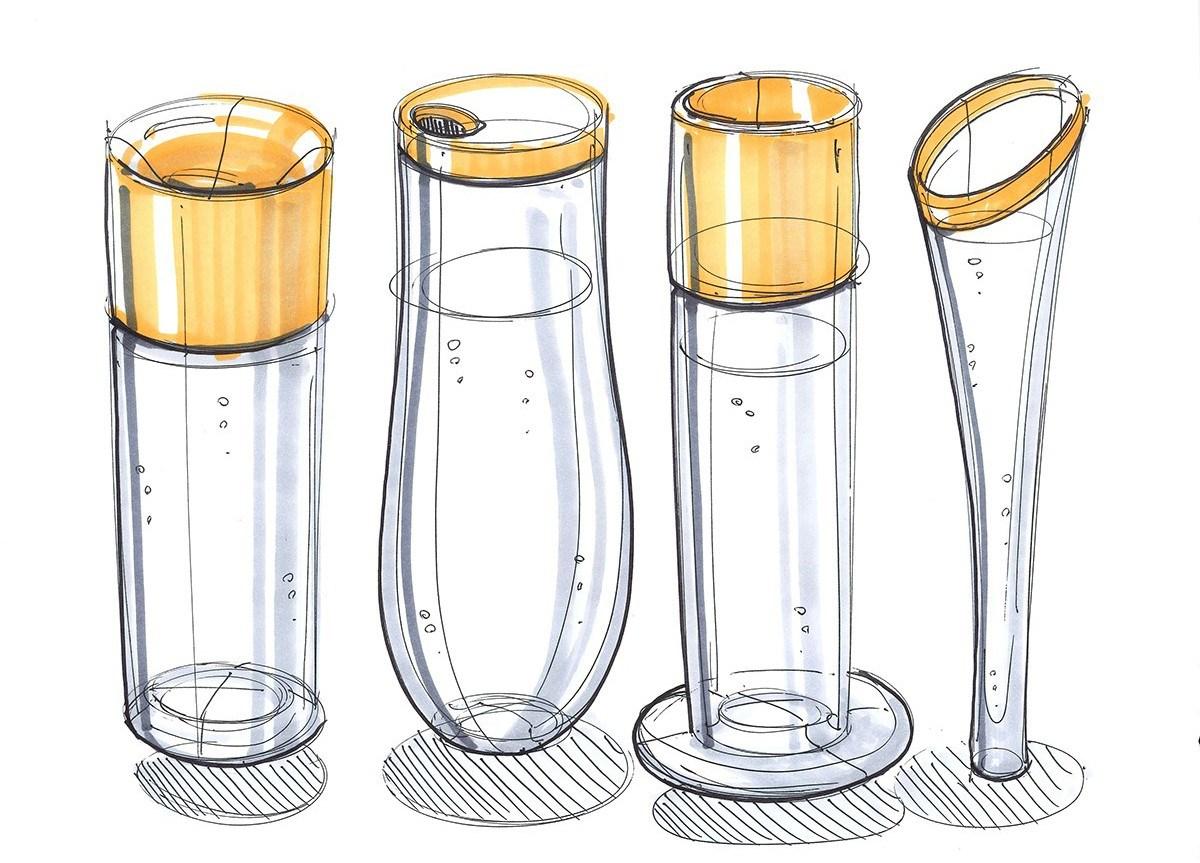 【产品】reid产品设计手绘本欣赏