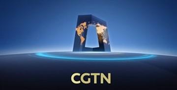 央视国际新闻频道更名CGTN并启用新logo