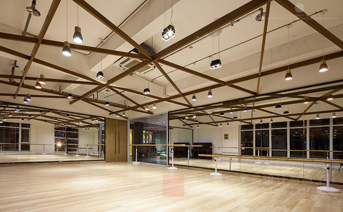 重庆艺术培训学校装修设计效果图「重庆观景装饰」